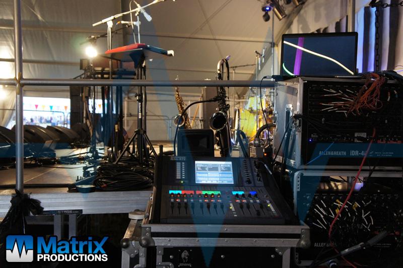 Matrix Productions - Chagstock 2014
