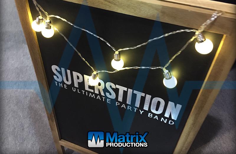 Superstition Band