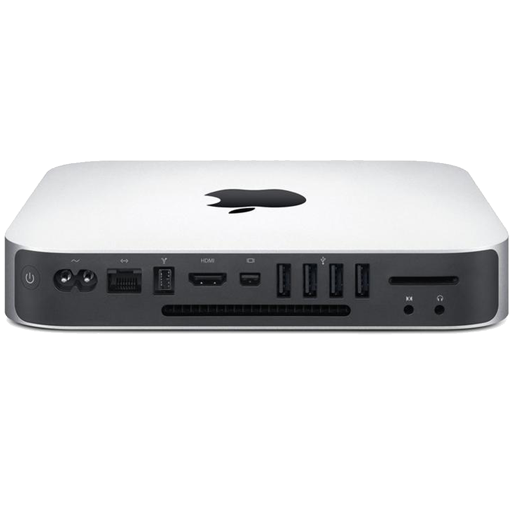 Mac Mini with QLab